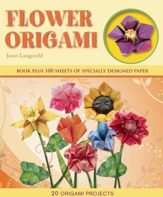Flower Origami By Langeveld, Joost